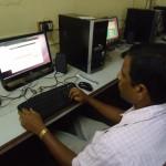 At LBS centre, Kannur
