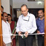 IT Principal Secretary Dr. Ajay Kumar opening the vocational centre