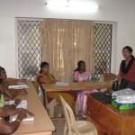 Ipshita Taking class