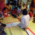 Ice breaking session led by Brahma Nayakam
