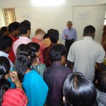 prof-menon-giving-instructions-to-the-students