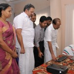 Sri. P K Kunhalikutty launching Swaram